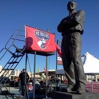 Photo taken at Toyota Stadium by FC Dallas on 10/28/2012