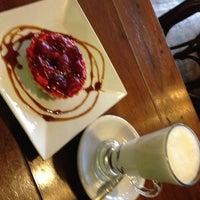 Photo taken at Café Brasilero by Jefferson C. on 7/5/2013