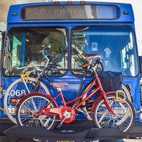 Photo taken at Bus 620 Tsawwassen Ferry/Bridgeport Express by Chris B. on 7/11/2014