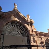 Photo taken at Mercado Central de Almería by Agnes P. on 1/8/2013