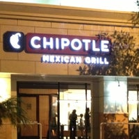 Photo taken at Chipotle Mexican Grill by Craig Y. on 11/7/2012