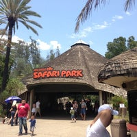Photo taken at San Diego Zoo Safari Park by Geoff P. on 7/5/2013