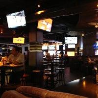 Photo taken at Bombshells Restaurant & Bar by KeeSheezy on 3/8/2013