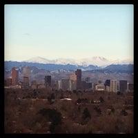 Photo taken at Renaissance Denver Stapleton Hotel by Cracken .. on 3/4/2014