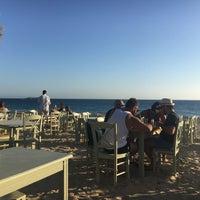 Photo taken at Paradiso Taverna by Evi S. on 8/15/2016