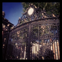 Photo taken at Brown University by Annalise N. on 9/23/2012