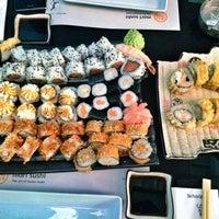 Photo taken at Mori Sushi by Khaled Y. on 4/17/2014