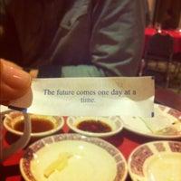 Photo taken at White Swans Asia Caffe by Jennifer C. on 10/30/2012
