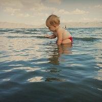 Photo taken at Playa El Paraíso by Daniel V. on 7/23/2013