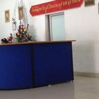 Photo taken at Vasu Hotel Mahasarakham by Nattaya J. on 10/25/2013