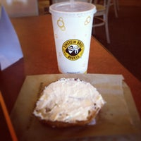 Photo taken at Einstein Bros Bagels by Colleen H. on 5/26/2013