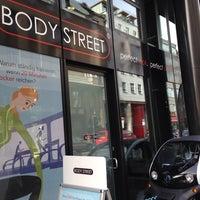 Photo taken at Bodystreet by Henrik . on 10/21/2013
