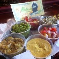 Photo taken at Sheik Burritos and Kabobs by Ashley J. on 9/16/2012