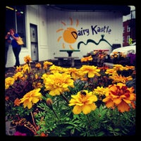 Photo taken at Dairy Kastle by Rob Y. on 10/14/2012