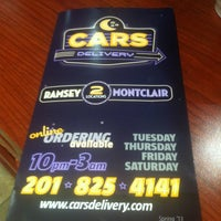 Photo taken at Car's Late Night Delivery by Hannah D. on 7/6/2013