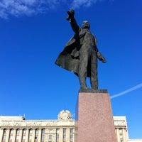 Photo taken at Московская площадь by Сергей Б. on 6/9/2013