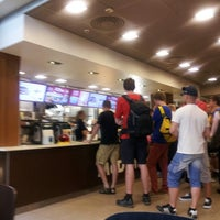 Photo taken at McDonald's by Juan Pablo A. on 7/13/2013