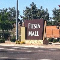 Photo taken at Fiesta Mall by Jenn A. on 10/27/2012
