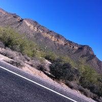 Photo taken at Usery Mountain Regional Park by Jenn A. on 11/23/2012