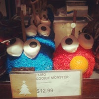Photo taken at Rocky Mountain Chocolate Factory by Eva L. on 11/25/2012