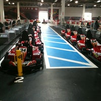 Photo taken at K1 Speed by DJ Applehead on 1/12/2013