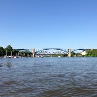 Photo taken at 40th St. Bridge by Tim M. on 6/19/2013