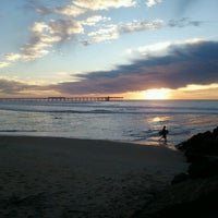 Photo taken at Ocean Beach Dog Beach by Melanie H. on 1/2/2013