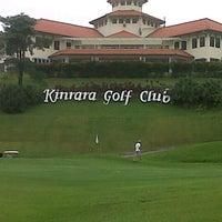 Photo taken at Kinrara Golf Club by Kenny Tan T. on 4/3/2013