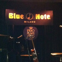 Photo taken at Blue Note by Roberta B. on 4/12/2013