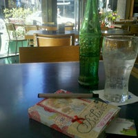 Photo taken at Solera Pizza Restaurante Café by flor g. on 3/16/2013