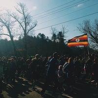 Photo taken at Powder Mills Park by Jeff P. on 4/19/2014