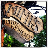 Photo taken at Mimi's in the Marigny by Juan Pablo G. on 7/19/2013