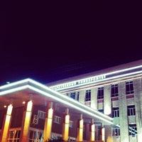 Photo taken at ВГУ by Dmitry L. on 5/5/2013
