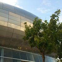 Photo taken at Palacio de los Deportes by Christian on 5/30/2014