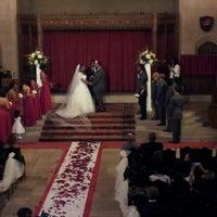 Photo taken at Masonic Temple by DeRone B. on 11/3/2012