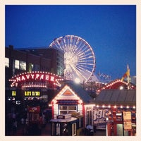 Photo taken at Navy Pier by Ashland T. on 6/25/2013