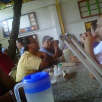 Photo taken at Restaurante A Comer Se Dijo by Liliana G. on 9/30/2012