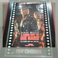 Photo taken at TGV Cinemas by Rayson on 2/8/2013