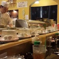 Photo taken at Teharu Sushi by MJ on 10/21/2013