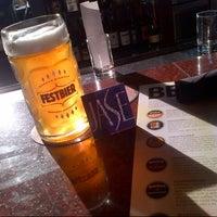 Photo taken at Gordon Biersch Brewery Restaurant by Keith P. on 10/5/2012
