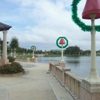 Photo taken at Frances Langford Promenade by Chuck W. on 11/14/2012