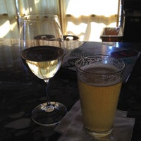 Photo taken at Plonk! Beer & Wine Bistro by Bob M. on 7/3/2013