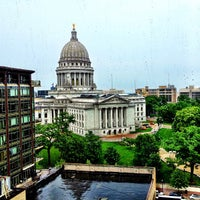 Photo taken at The Madison Concourse Hotel and Governor's Club by Nick W. on 6/5/2013
