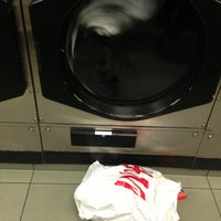 Photo taken at Laundromat by Desmond G. on 4/23/2013