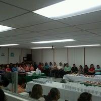 Photo taken at IEPC [Instituto Electoral y de Participación Ciudadana de Tabasco] by Joel O. on 12/14/2012