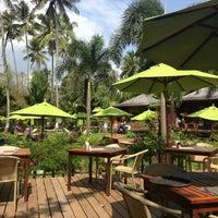 Photo taken at Gajapuri Resort and Spa Koh Chang by B L. on 1/31/2013