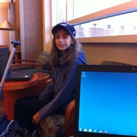 Photo taken at Tuckahoe Library by Scott J. on 11/17/2012