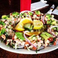 Photo taken at El Pescador Restaurant #14 by Eddie L. on 12/16/2012