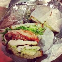 Photo taken at Friedman's Lunch by Pamela R. on 5/23/2013
