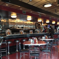 Photo taken at Salt & Pepper Diner by Cleo M. on 4/15/2013